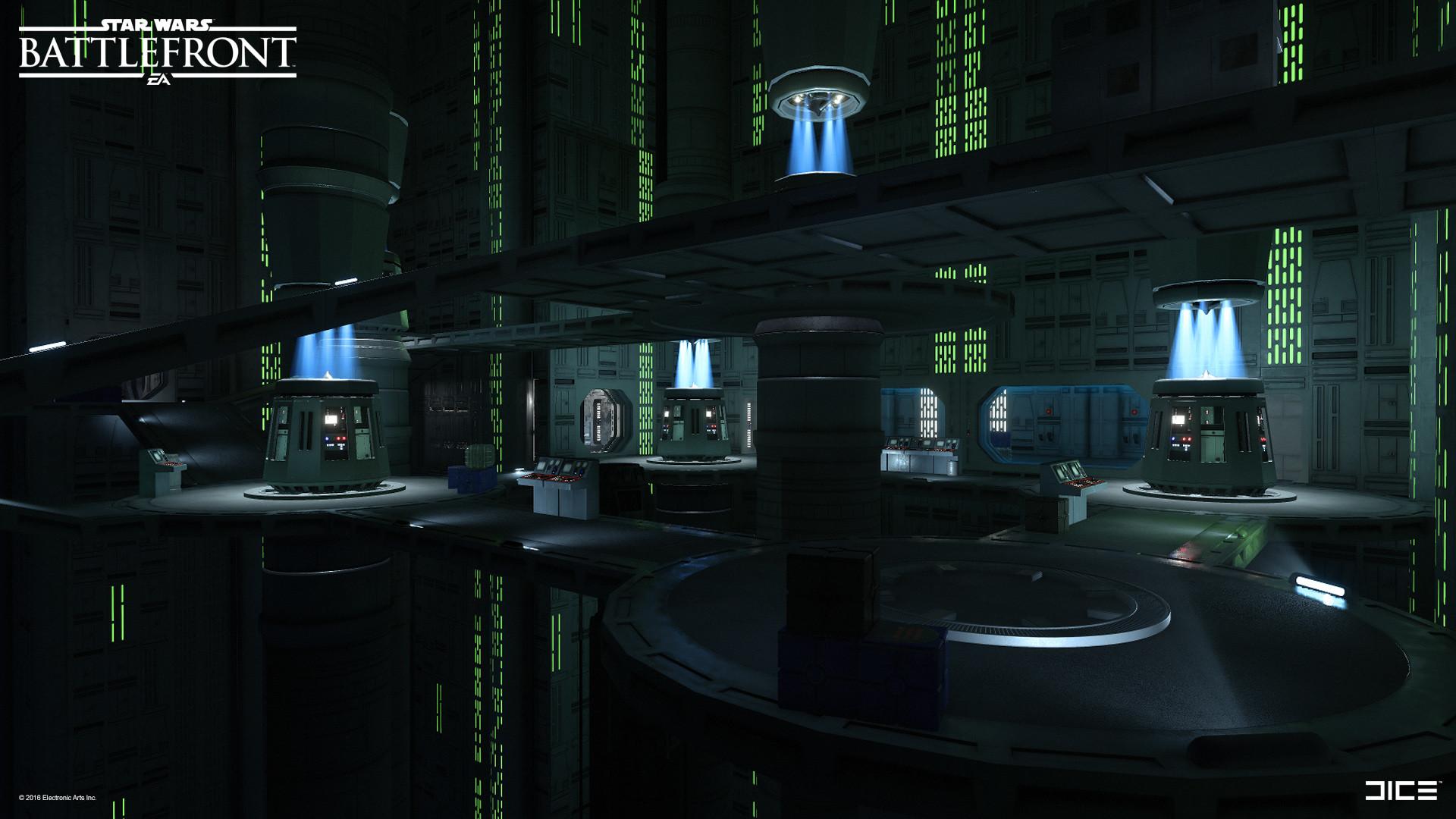 Death Star: Defense Sector