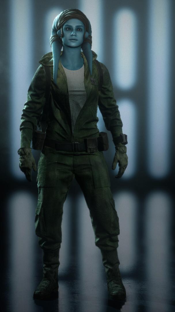 Twi'lek Rebel 01