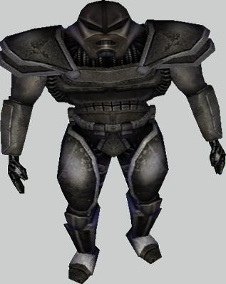 Dark Trooper Phase III