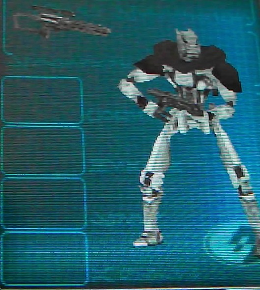 Pollux Assassin Droid