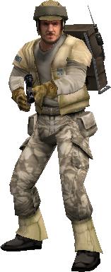 Rebel Soldier/Original
