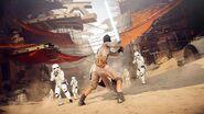 Rey vs First Order