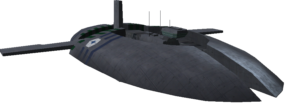 Banking Clan Comms Ship