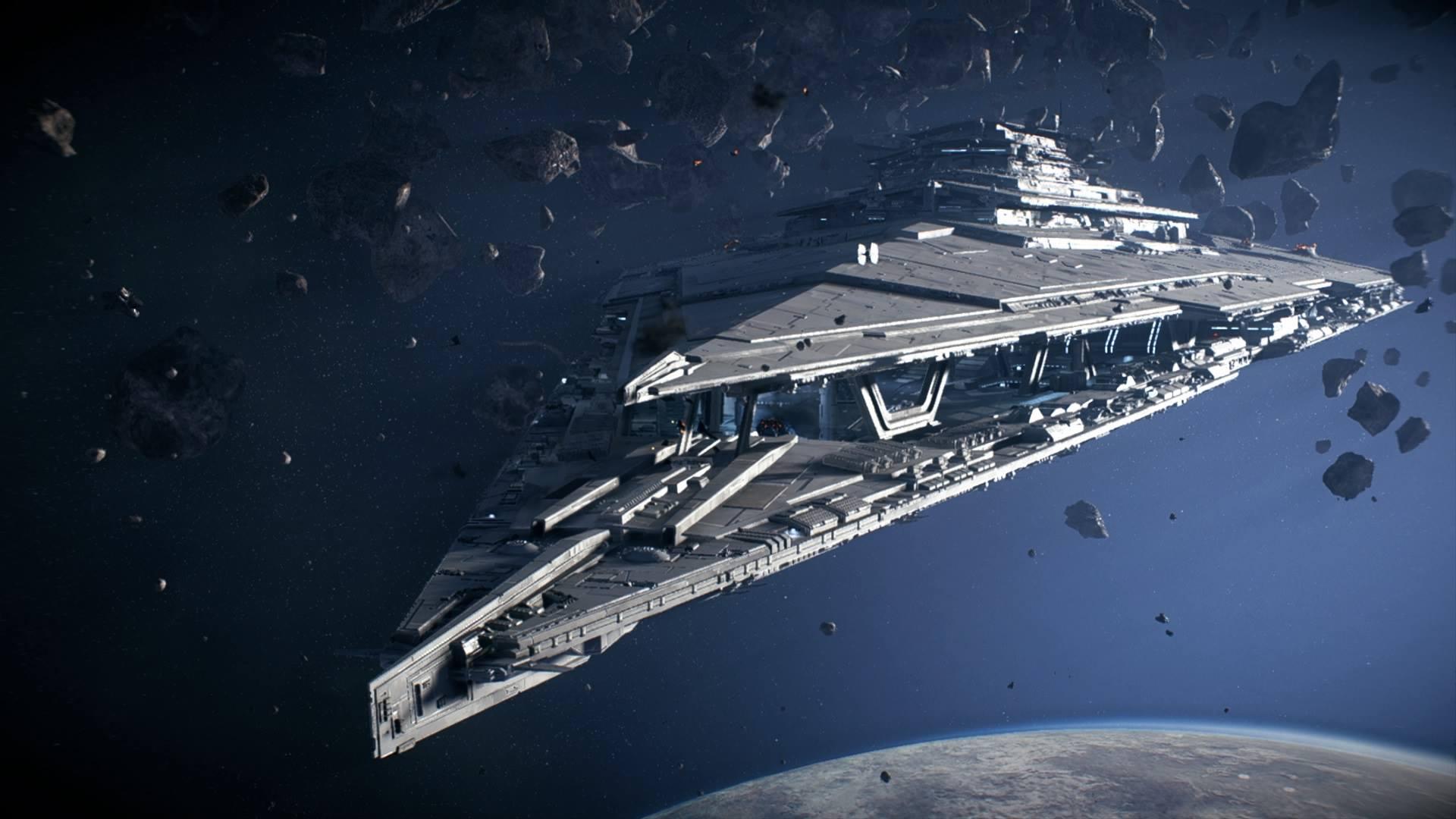 Unknown Regions: Resurgent Star Destroyer