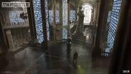 Naboo Concept Art - Library - Joseph McLamb