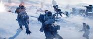 Tauntauns on Hoth