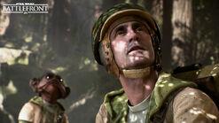 Battlefront солдаты
