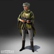 Princess Leia (Endor costume )