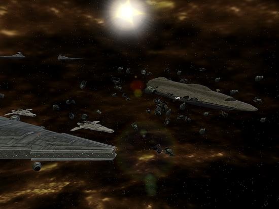 Space Tatooine