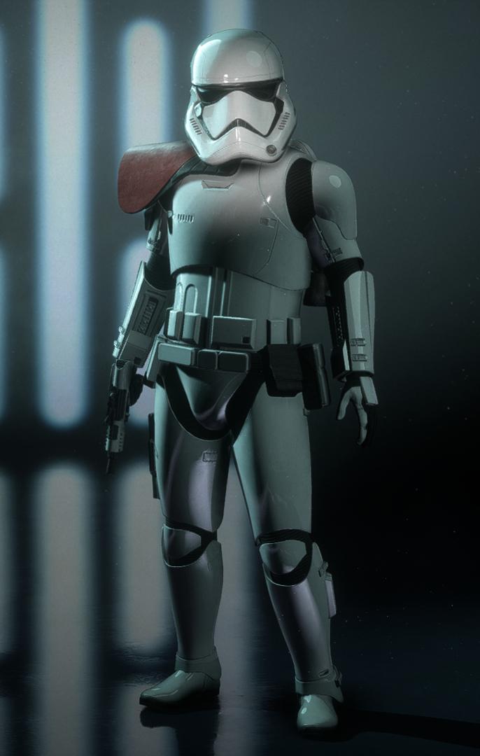First Order Rocket Trooper