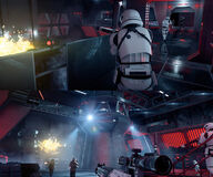 First Order Starkiller Base