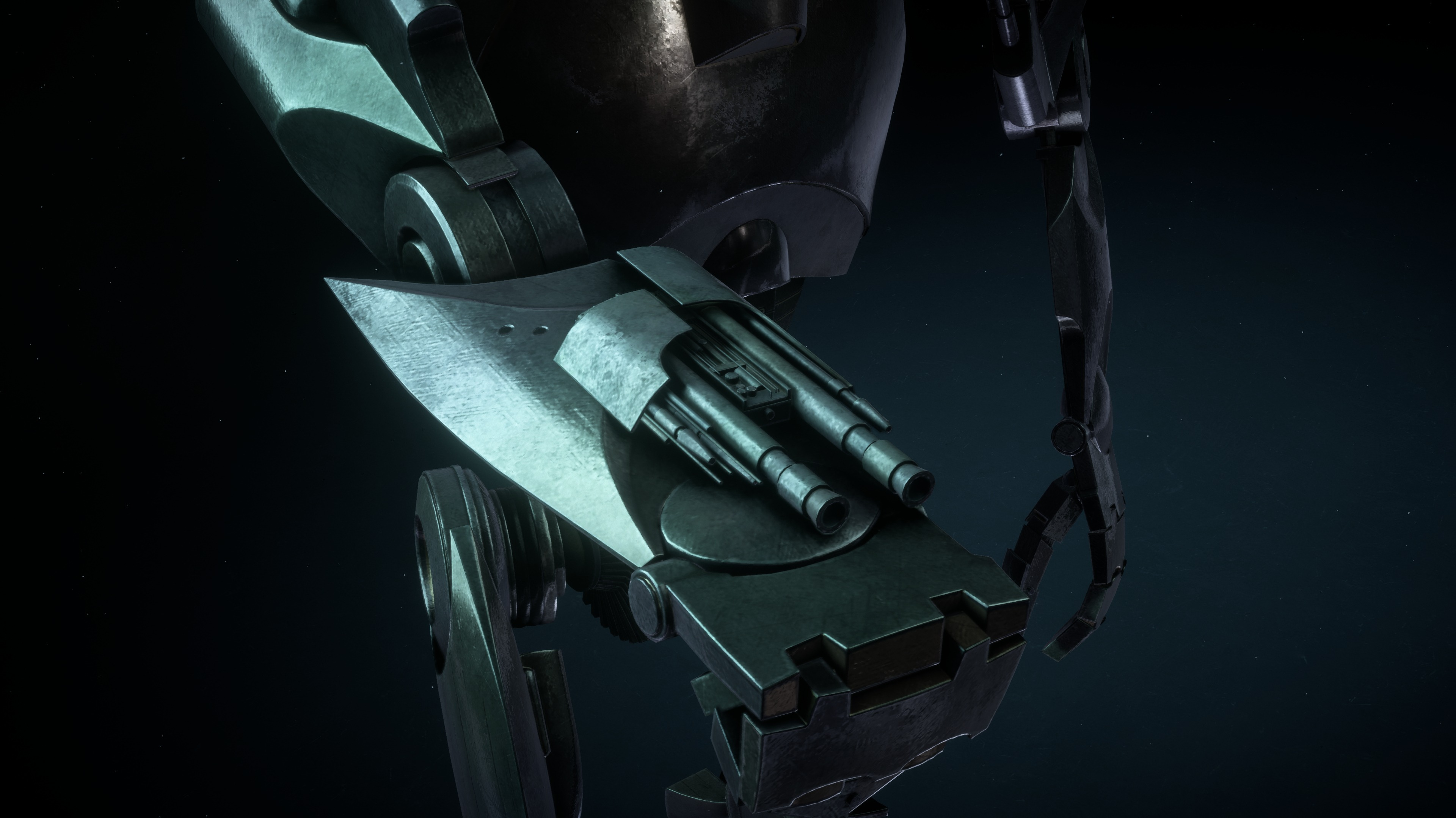 Wrist Blaster
