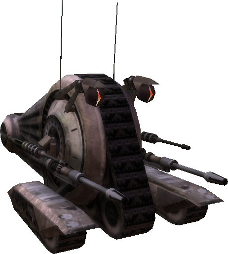 Armored Tank Droid