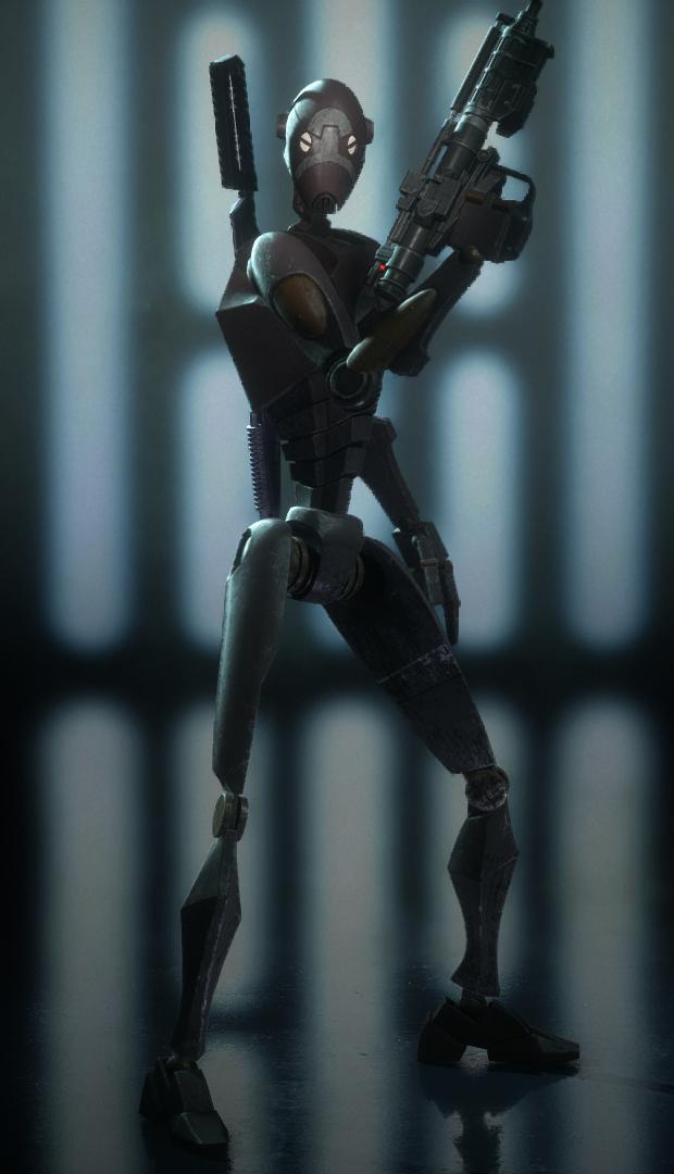Captain (Commando Droid Appearance)