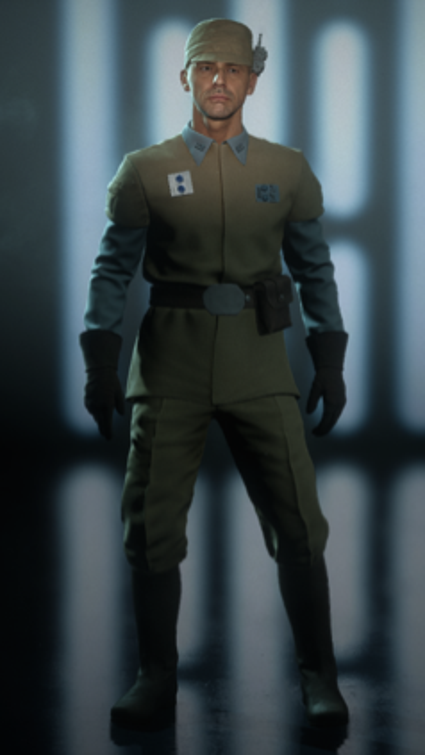 Human Rebel 01 (Officer)