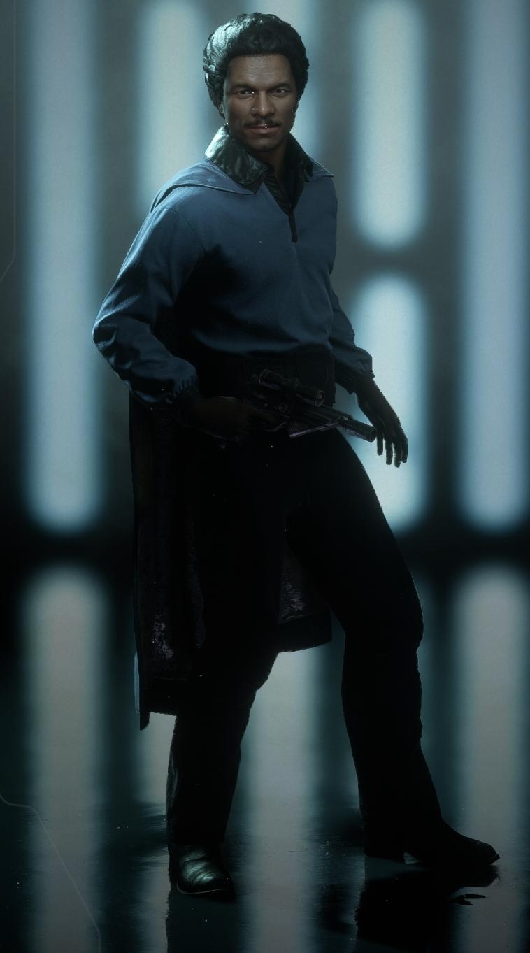 Administrator (Lando Calrissian Appearance)