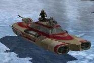 Rebel Combat Speeder