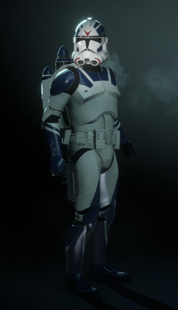 Default Appearance (Jet Trooper)