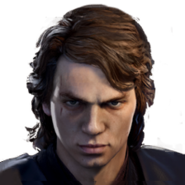 SWBFII Anakin Skywalker Icon