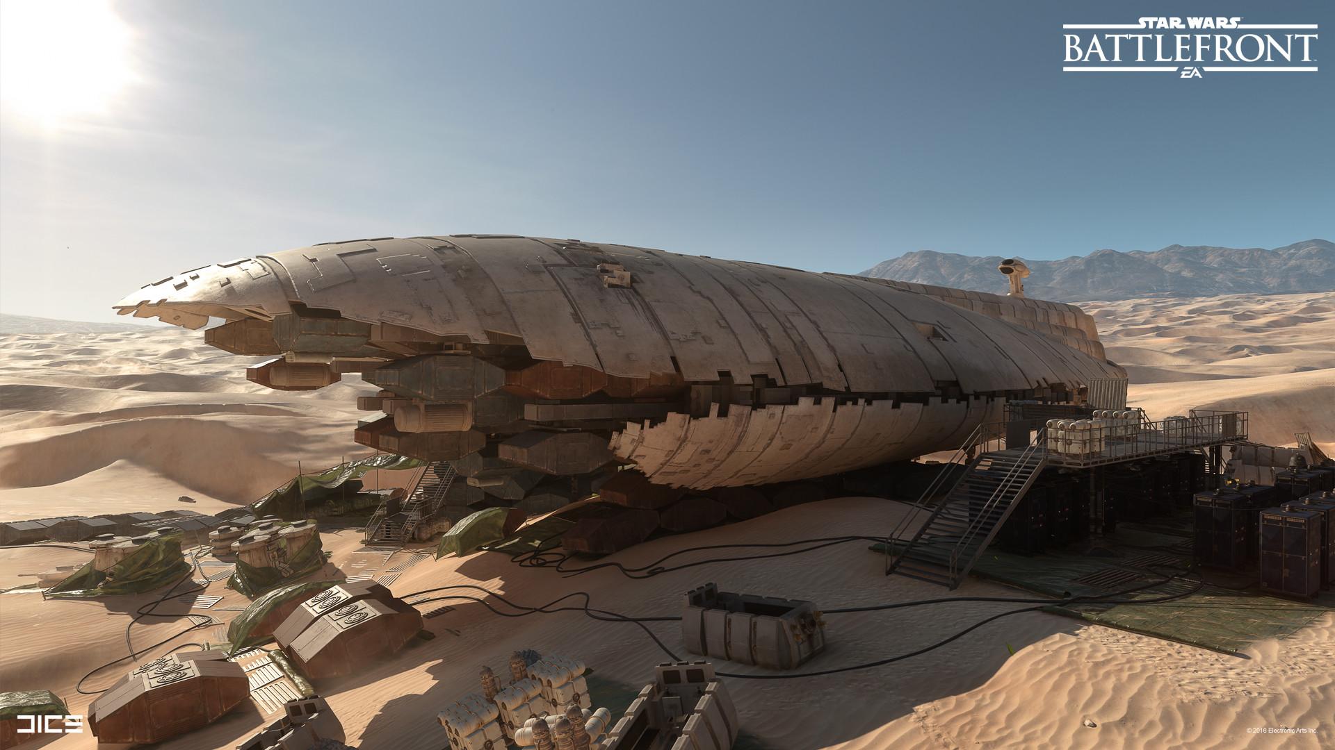 Tatooine: Dune Sea Exchange