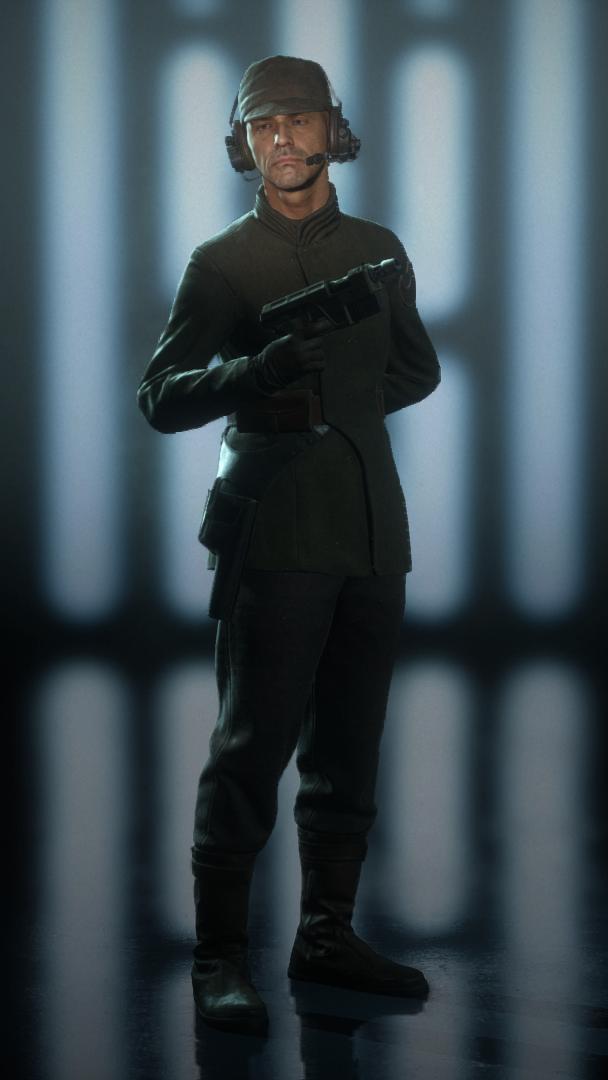 Resistance Officer