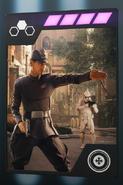 SWBFII DICE Ability Card Officer - Blast Command