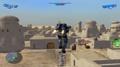 Dark Trooper flying