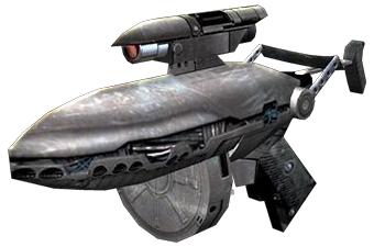 CR-1 Blast Cannon