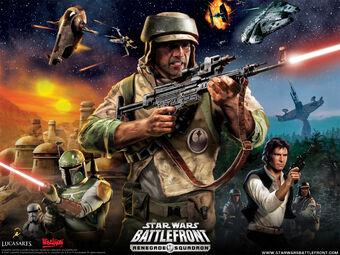 Star Wars Battlefront Series Star Wars Battlefront Wiki Fandom