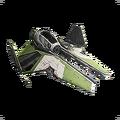SWBFII Yoda's Starfighter Icon