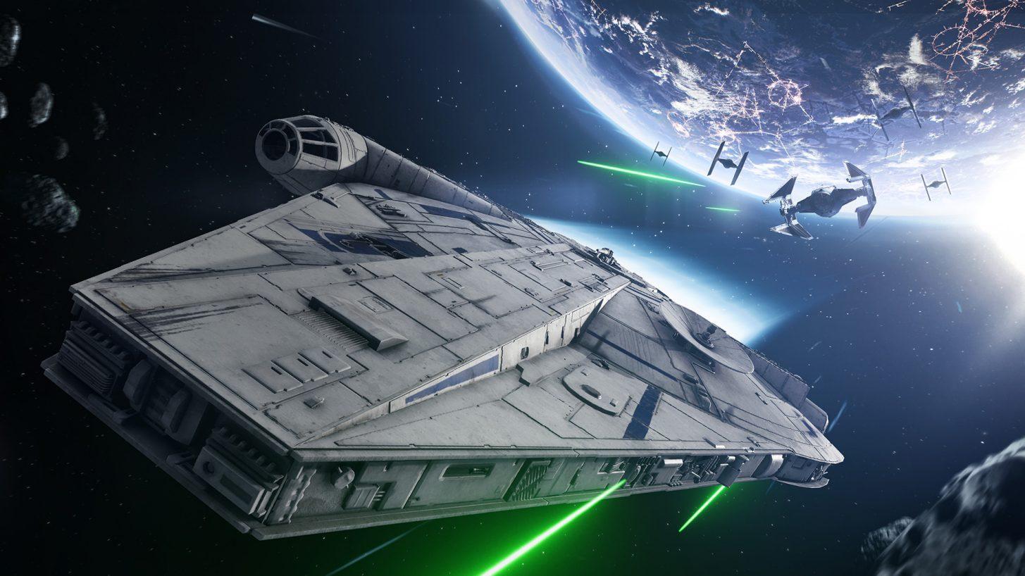 Han Solo Season Update 2