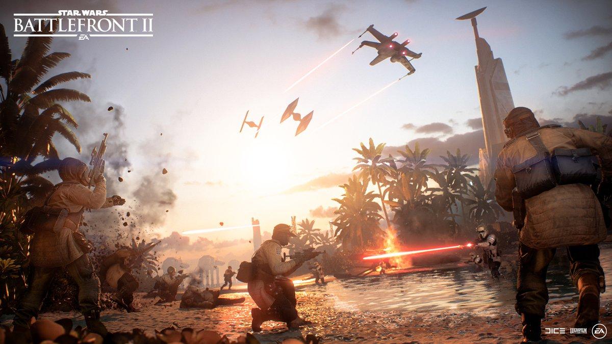 Battle On Scarif Update Star Wars Battlefront Wiki Fandom