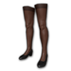 Icon equipment Feet Dress Shoes with Stockings Black.png