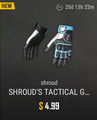 Shroud's Tactical Gloves skin Store image.png