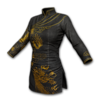 Icon equipment Shirt Dragon Print Qipao.png