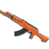 Weapon skin Rugged (Orange) AKM.png