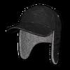 Icon equipment Hats Wool Earflap Cap (Black).png