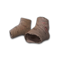 Icon equipment Feet Ancient Mummy Footwraps.png