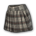 Icon equipment Pants Plaid Pleated Skirt.png