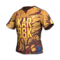 Icon Body Kar98k Challenger T-shirt.png