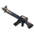 Weapon skin Red Line M16A4.png