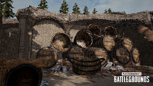 Vikendi Landmark Winery Official Playerunknown S Battlegrounds Wiki