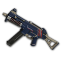 Weapon skin Red Line UMP45.png