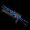 Weapon skin Gunsmith Cobalt PP-19 Bizon.png