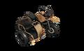 Vehicle Motorcycle Sidecar Desert.png