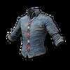 Icon equipment Body Denim Shirt with Necktie.png