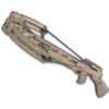 Weapon skin Rugged (Beige) Crossbow.png