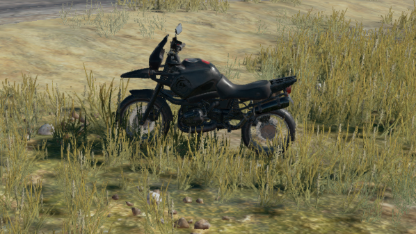 7 Passenger Vehicles >> Motorcycle - PLAYERUNKNOWN'S BATTLEGROUNDS Wiki