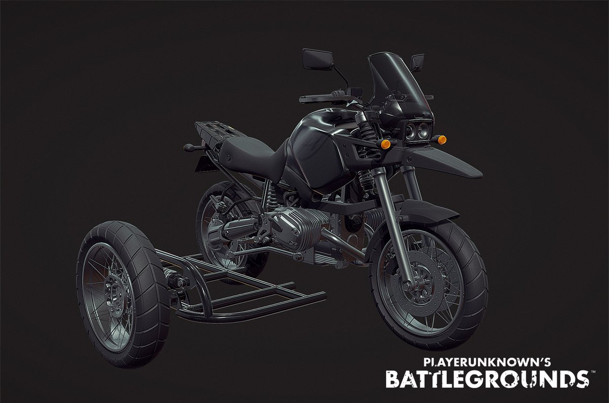 Motorcycles Playerunknown S Battlegrounds Wiki