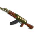 Weapon skin Gold Plate AKM.png